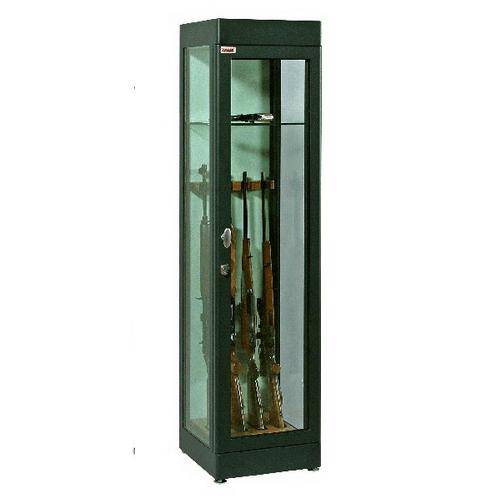 Dulapuri de arme din otel si pereti din sticla antiglont Janus DRA